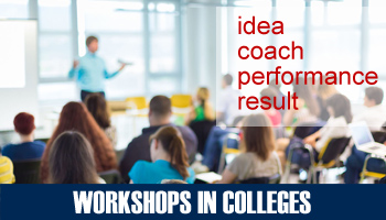 Workshops for Colleges